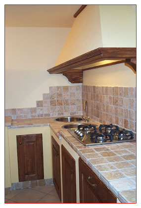 Best awesome mattonelle per cucina x photos home interior ideas with piastrelle per cucine in - Cucine in muratura genova ...